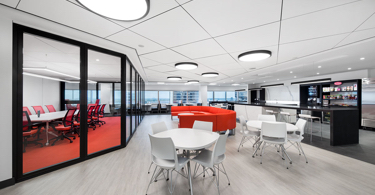 National Bank's collaborative workspaces
