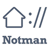 Logo Notman House