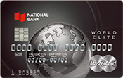 World Elite credit card