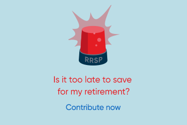 Is it too late to save for my retirement?