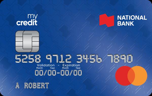 Carte But Mastercard.Mycredit Cashback Mastercard National Bank