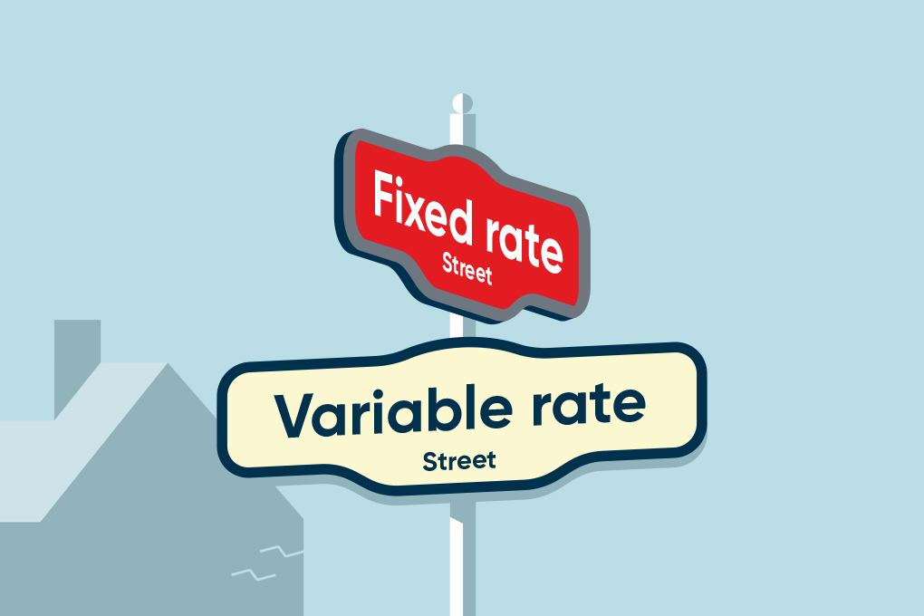 Fixed or variable rate