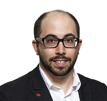 Maxime Chartier, Financial Planner and Mutual Found Representative