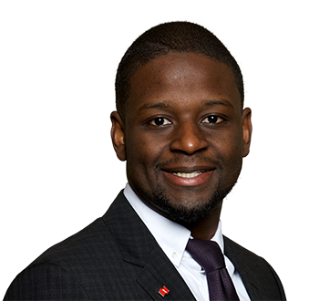 Billo Diallo, investment and retirement advisor