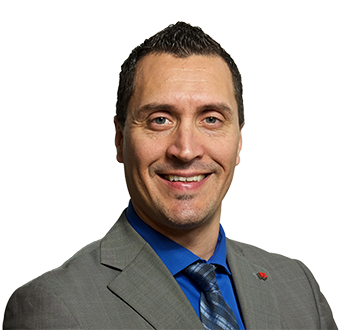Martin Garneau, Financial Planner and Mutual Found Representative