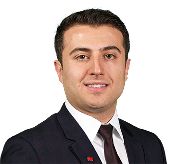George Kawmi, Financial Planner