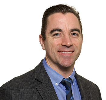 Stephane Legault, Investment and Retirement Development Manager