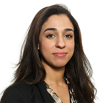 Asmaa Majid, Financial Planner and Mutual Found Representative