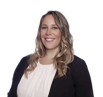 Emilie Dumas, Mortgage Development Manager