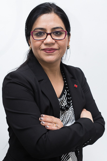 Simer Kaur, Mortgage Development Manager