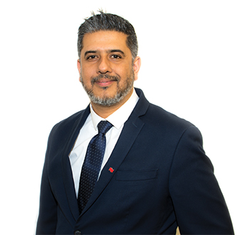 Dave Dhaliwal, Mortgage Development Manager