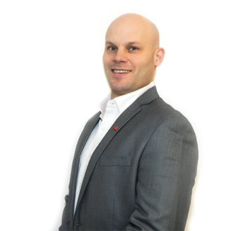 Adam Waram, Mortgage Development Manager