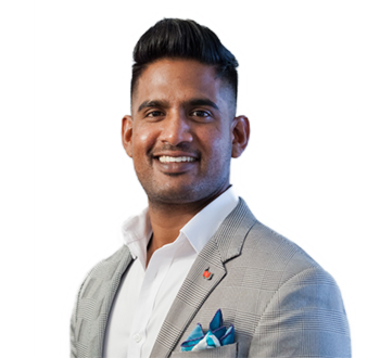 Chamith Samarasekera, Mortgage Development Manager