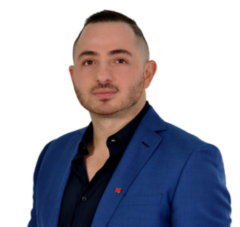 Panos Aghbachian, Mortgage Development Manager
