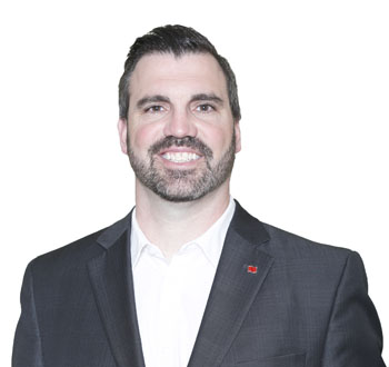 David Beaudoin, Mortgage Development Manager