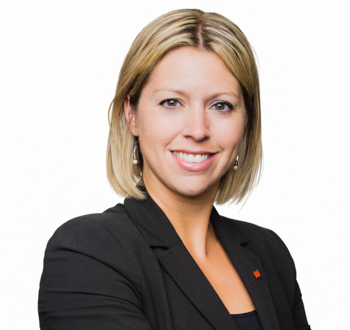 Mélanie Beaulieu, Mortgage Development Manager
