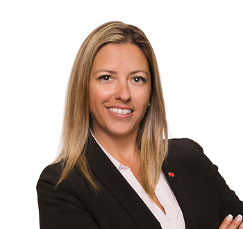 Carolyn Belval, Mortgage Development Manager