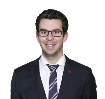 Marc-André Blouin, Mortgage Development Manager