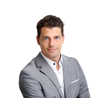 Michaël Boutin, Mortgage Development Manager
