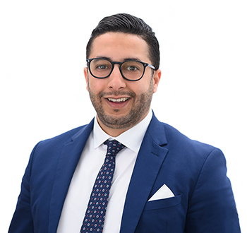 Bader Eddine Chakib, Mortgage Development Manager