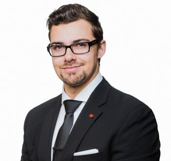 Guillaume Cloutier, Mortgage Development Manager