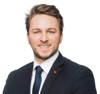Alexandre Couture, Mortgage Development Manager