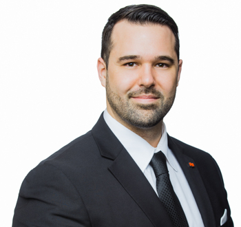 Maxime Denommé, Mortgage Development Manager