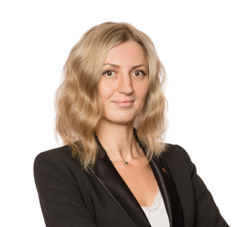 Valentina Gromova, Mortgage Development Manager