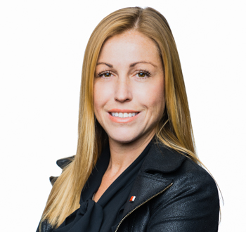 Audrey Hubert-Vallières, Mortgage Development Manager