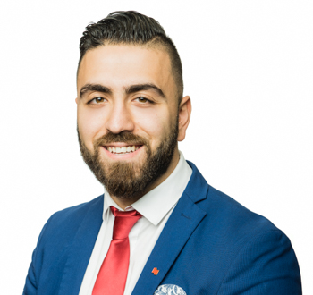 Hadi Khalil, Mortgage Development Manager