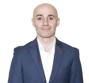 Michaël Laflamme, Mortgage Development Manager