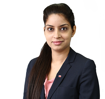 Nisha Mahay, Mortgage Development Manager