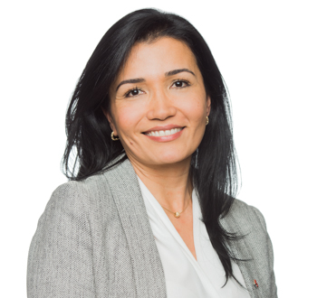Silvana Mendoza, Mortgage Development Manager