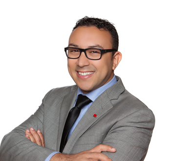 Khalid Ourras,  Mortgage Development Manager