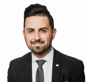 Giuseppe Perna, Mortgage Development Manager