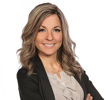 Sabrina Perron,  Mortgage Development Manager