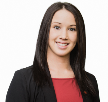 Jessica St-Pierre, Mortgage Development Manager