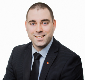 Jérôme Walsh, Mortgage Development Manager