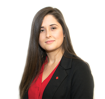 Najla Alvès, Mortgage Development Manager
