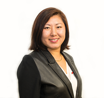 Lisa Jiao, Mortgage Development Manager
