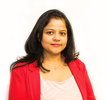 Rajni Prabhakar, Mortgage Development Manager