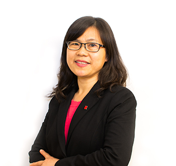 Chumei Sun, Mortgage Development Manager