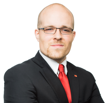 Bruno Tremblay, Mortgage Development Manager