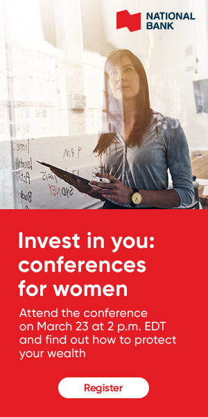 Invest in you: conferences for women